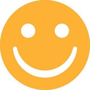 color smile