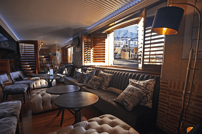 Bascule Bar Cape Grace