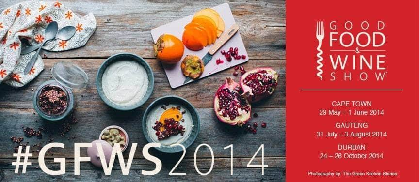 Good Food and Wine Show 2014