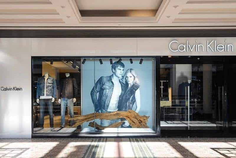 Calvin Klein Launch