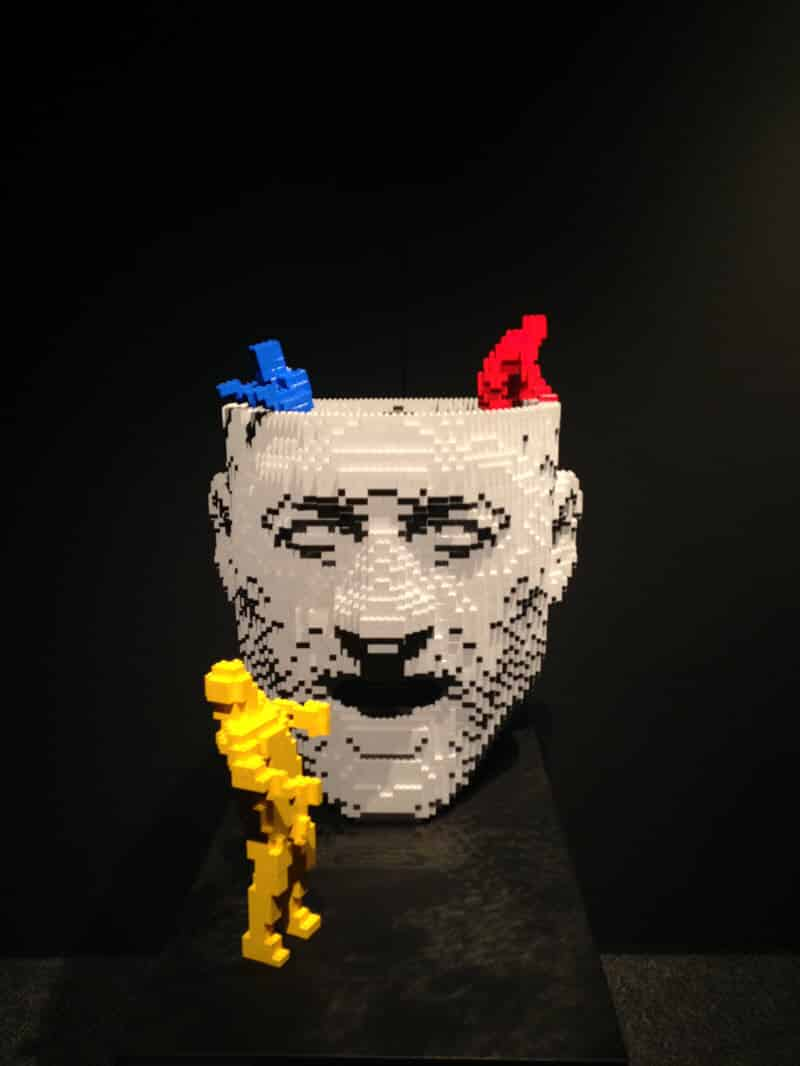 Art of the Brick 2 - Cape Town