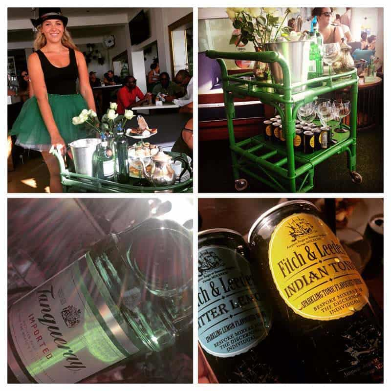 Cafe Caprice (Tanqueray Tea Party)