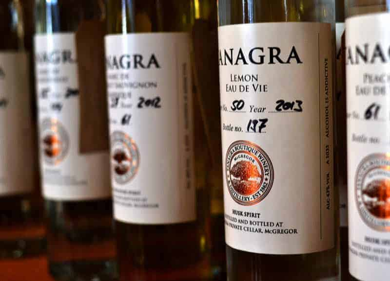 Tanagra Wines & Distillery