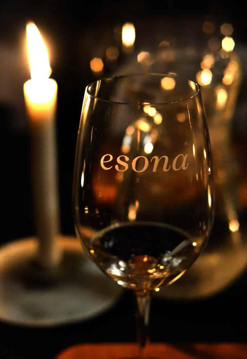 Esona Cellar Tasting
