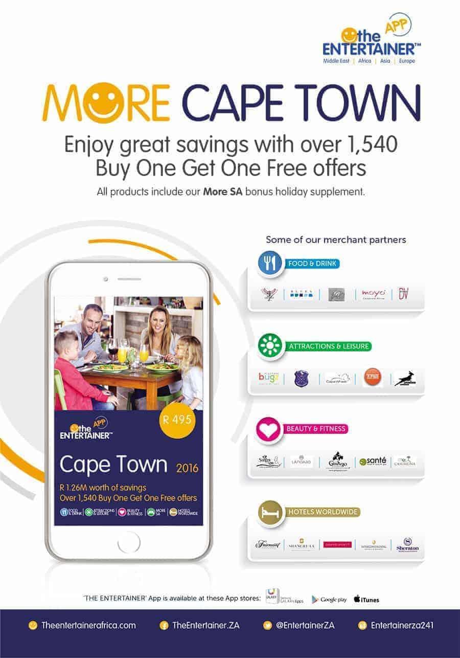 Cape Town Entertainer