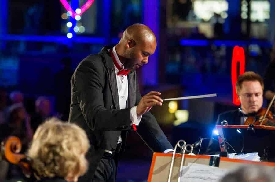 VUTS2016 - Conductor Xavier Cloete