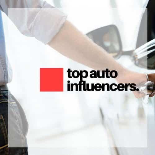 Auto Influencers
