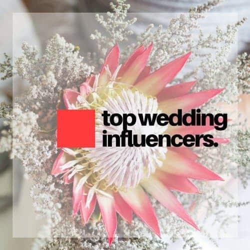 Wedding Influencers