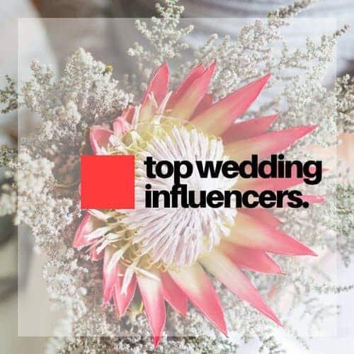Wedding Influencers