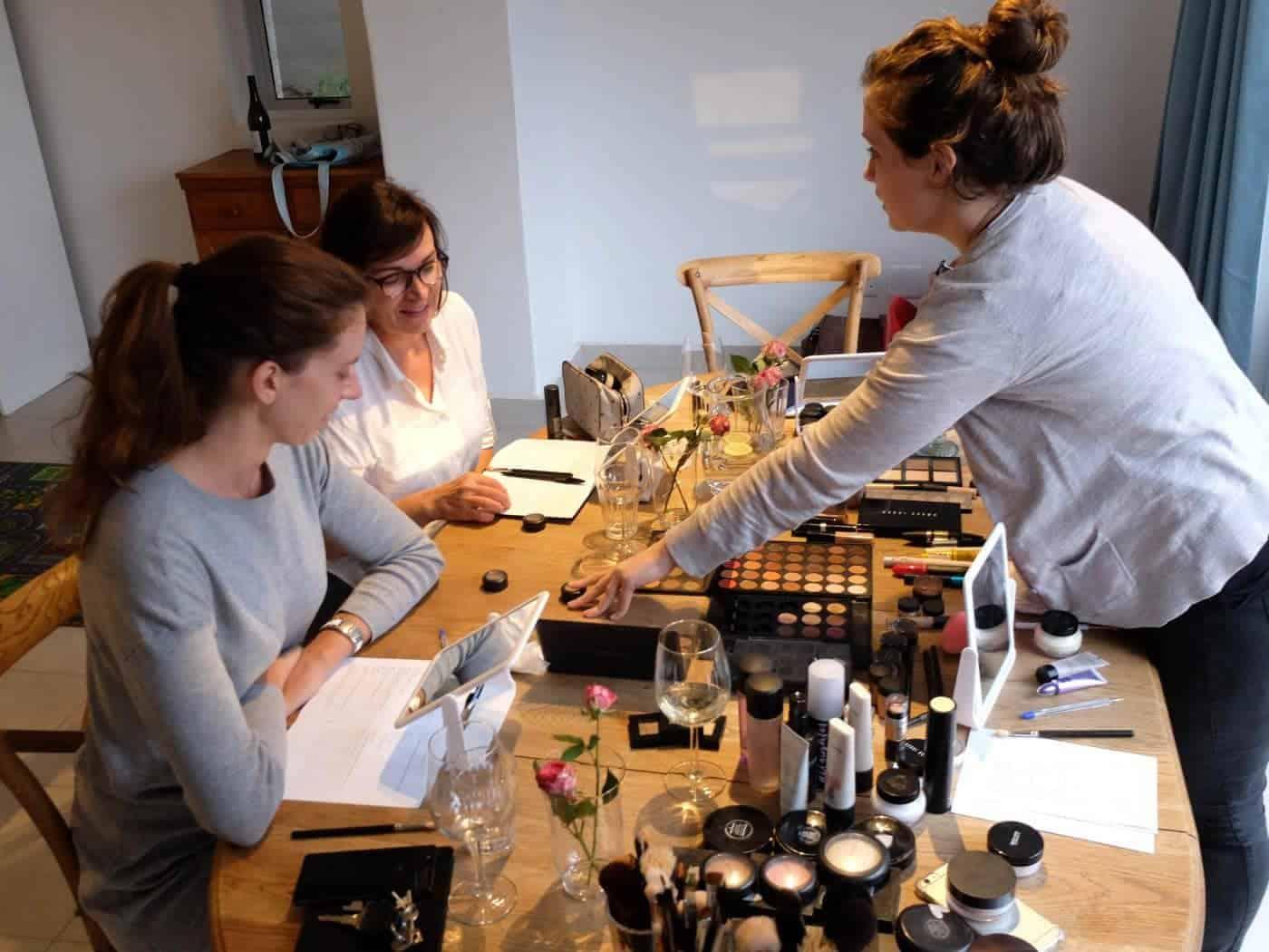 Lauren Amy Studio Makeup Tutorial