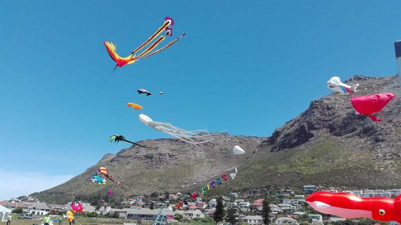 Cape town kites
