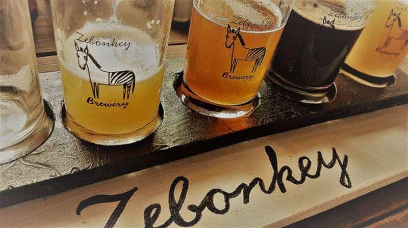 Nitgb zebonkey beer