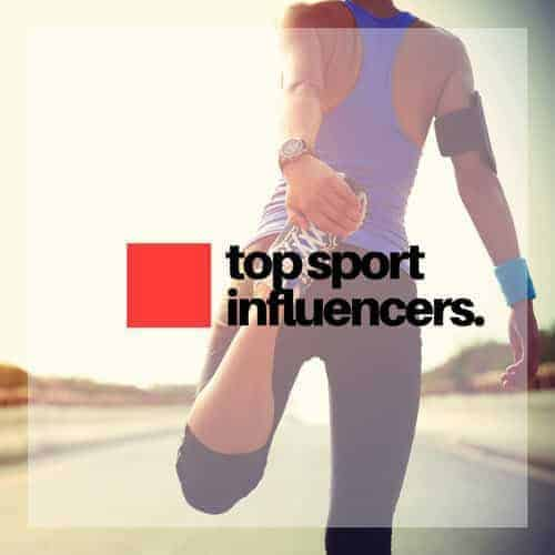 Sport influencers