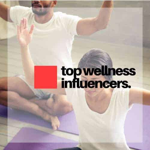 Wellness influencers