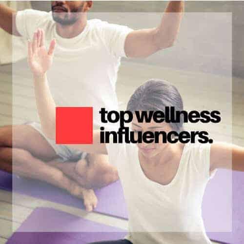Wellness influencers