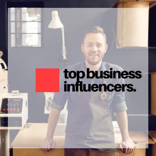 Businness bloggers & influencers