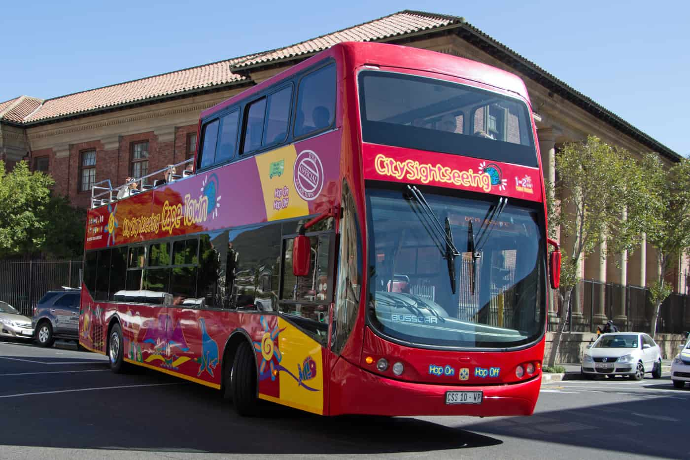 Red city tour Cape Town