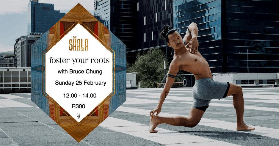 Shala yoga studio Cape Town