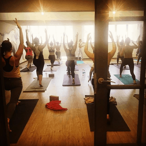 Unraveled yoga Cape Town