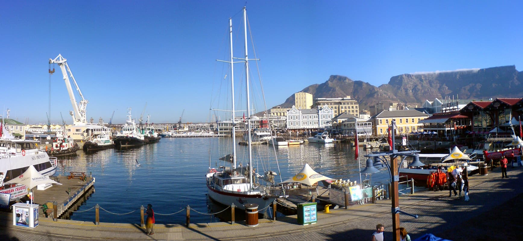 Victoria alfred waterfront cape town