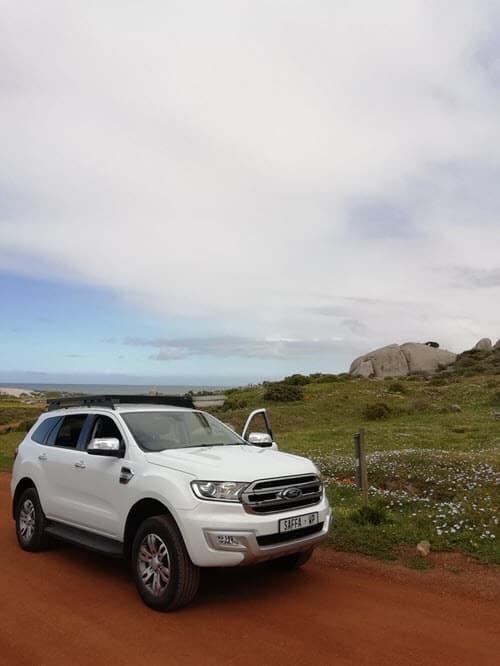 Saffa tours west coast national park