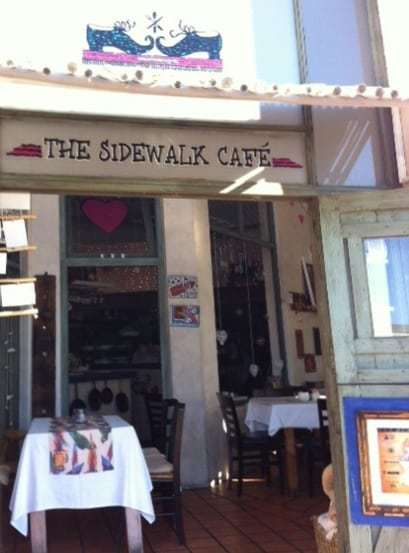 Sidewalk Cafe Cape Town Restaurants