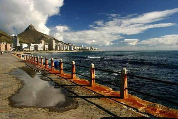 Things to do in Cape Town: Sea Point Promenade