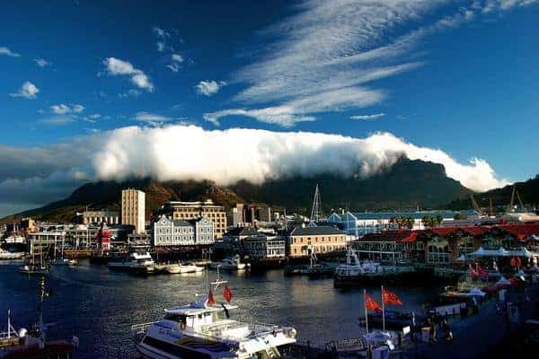Things to do in Cape Town: V & A Waterfront